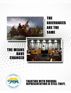Taxation and representation