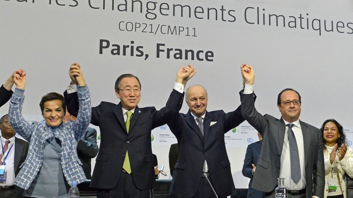 CNP calls for California to sign Paris climate accord