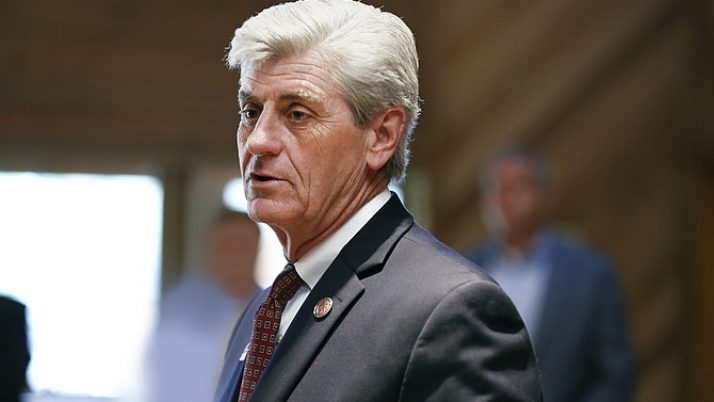 California National Party Challenges Governor of Mississippi to Submit to Drug Testing