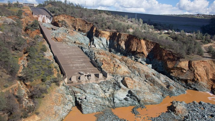 California National Party Statement on Oroville Dam Crisis