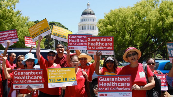 CNP Pushes for Universal Single-Payer Healthcare System